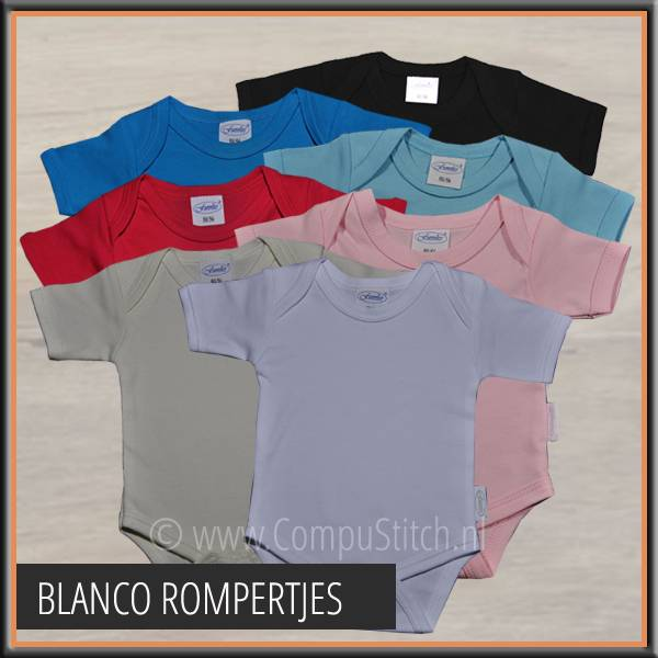 BLANCO ROMPERTJES