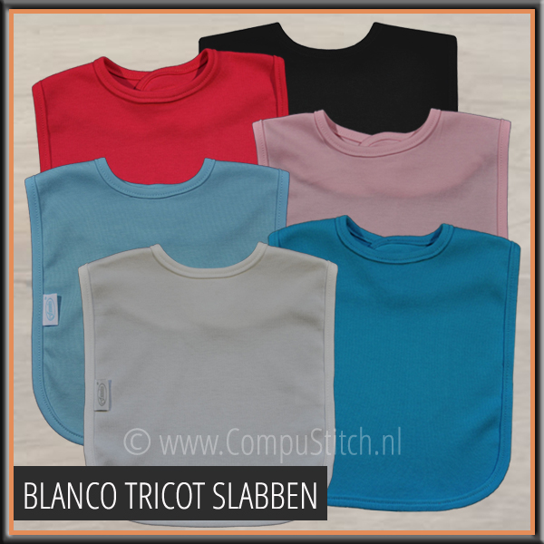 BLANCO INTERLOCK TRICOT SLABBEN